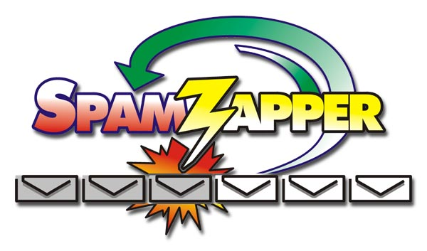 Security starts here, Virus Scanning, Email filtering, SPAM Zapper